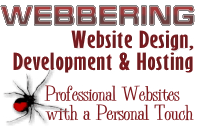 Webbering - Website Design, Website Development, Website Hosting